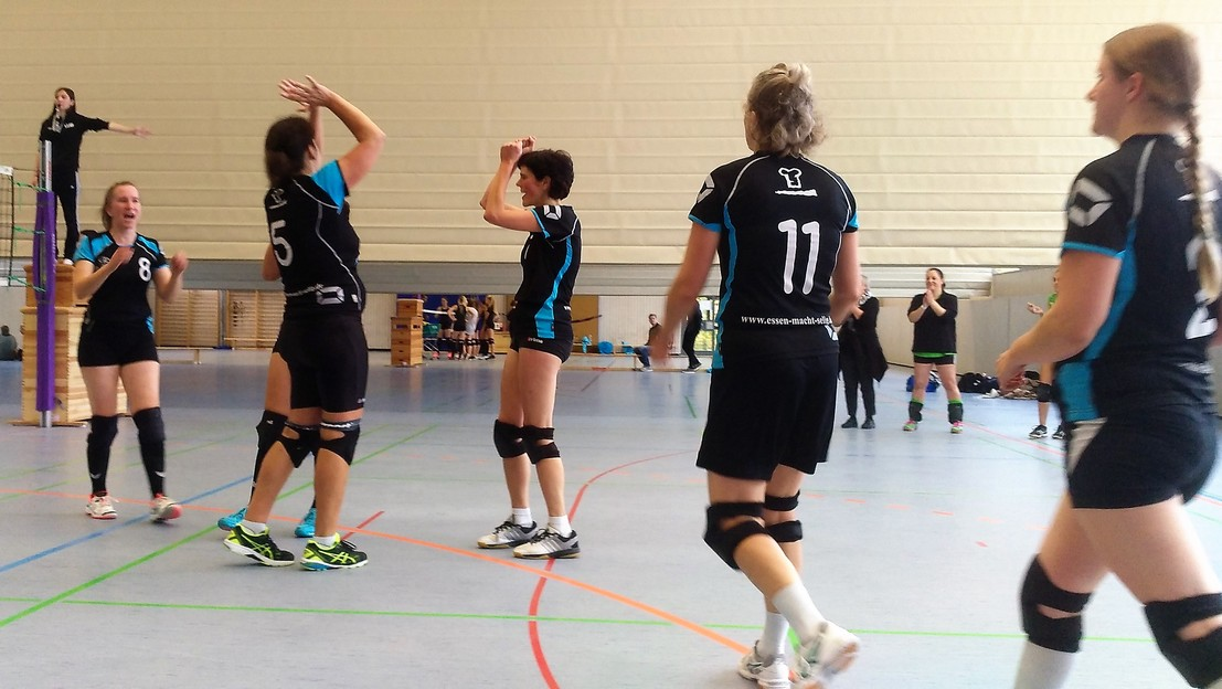 Volleyball-Damen 1