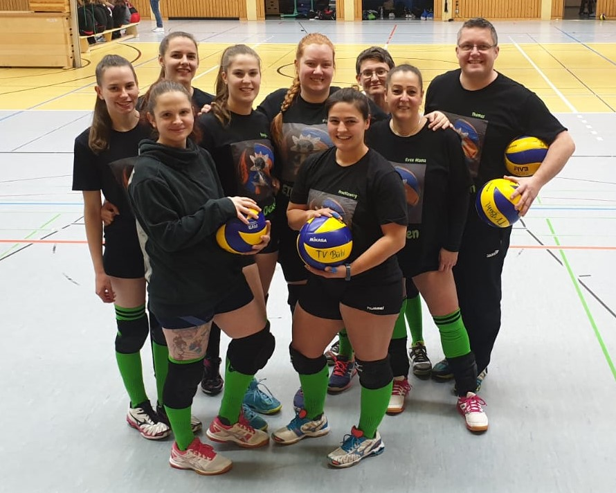 Volleyball-Damen 2