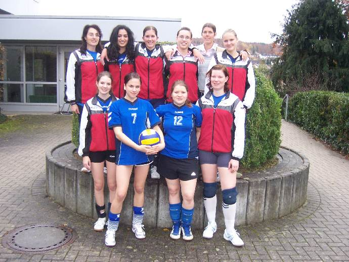 A-Jugend Volleyball